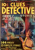 Clues Detective Stories (1926-1943 Clayton Magazines) Pulp Vol. 33 #4