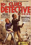 Clues Detective Stories (1926-1943 Clayton Magazines) Pulp Vol. 33 #5