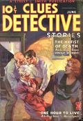 Clues Detective Stories (1926-1943 Clayton Magazines) Pulp Vol. 34 #1