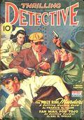 Thrilling Detective (1931-1953 Standard) Pulp Vol. 49 #3