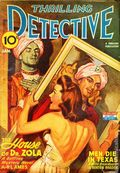 Thrilling Detective (1931-1953 Standard) Pulp Vol. 50 #1