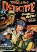 Thrilling Detective (1931-1953 Standard) Pulp Vol. 50 #2