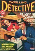 Thrilling Detective (1931-1953 Standard) Pulp Vol. 50 #3