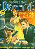Thrilling Detective (1931-1953 Standard) Vol. 51 #1