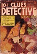 Clues Detective Stories (1926-1943 Clayton Magazines) Pulp Vol. 34 #2
