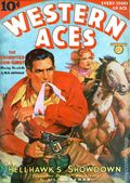 Western Aces (1934-1949 Ace) Pulp Vol. 7 #2