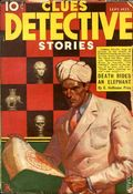 Clues Detective Stories (1926-1943 Clayton Magazines) Pulp Vol. 34 #4
