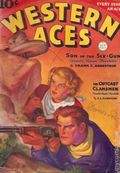 Western Aces (1934-1949 Ace) Pulp Vol. 7 #4