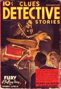 Clues Detective Stories (1926-1943 Clayton Magazines) Pulp Vol. 35 #1