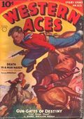 Western Aces (1934-1949 Ace) Pulp Vol. 8 #1