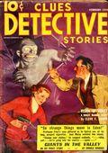 Clues Detective Stories (1926-1943 Clayton Magazines) Pulp Vol. 35 #3