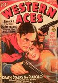 Western Aces (1934-1949 Ace) Pulp Vol. 9 #1