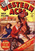 Western Aces (1934-1949 Ace) Pulp Vol. 9 #3