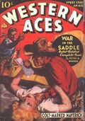 Western Aces (1934-1949 Ace) Pulp Vol. 9 #4
