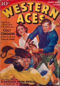 Western Aces (1934-1949 Ace) Pulp Vol. 10 #3