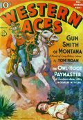 Western Aces (1934-1949 Ace) Pulp Vol. 10 #4