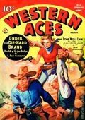 Western Aces (1934-1949 Ace) Pulp Vol. 11 #1