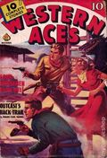 Western Aces (1934-1949 Ace) Pulp Vol. 12 #2