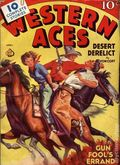 Western Aces (1934-1949 Ace) Pulp Vol. 12 #4