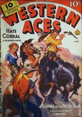 Western Aces (1934-1949 Ace) Pulp Vol. 13 #1
