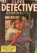 Clues Detective Stories (1926-1943 Clayton Magazines) Pulp Vol. 36 #1