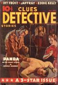 Clues Detective Stories (1926-1943 Clayton Magazines) Pulp Vol. 36 #2