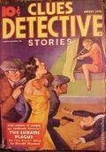 Clues Detective Stories (1926-1943 Clayton Magazines) Pulp Vol. 36 #3