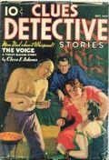 Clues Detective Stories (1926-1943 Clayton Magazines) Pulp Vol. 36 #4