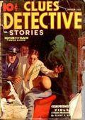 Clues Detective Stories (1926-1943 Clayton Magazines) Pulp Vol. 36 #5