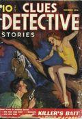 Clues Detective Stories (1926-1943 Clayton Magazines) Pulp Vol. 36 #6
