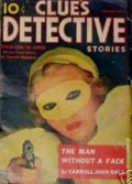 Clues Detective Stories (1926-1943 Clayton Magazines) Pulp Vol. 37 #2