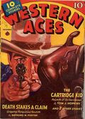 Western Aces (1934-1949 Ace) Pulp Vol. 13 #4