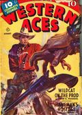Western Aces (1934-1949 Ace) Pulp Vol. 14 #4
