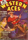 Western Aces (1934-1949 Ace) Pulp Vol. 15 #1