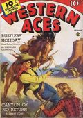 Western Aces (1934-1949 Ace) Pulp Vol. 15 #2