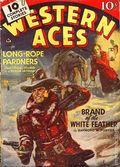 Western Aces (1934-1949 Ace) Pulp Vol. 15 #4