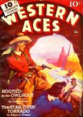 Western Aces (1934-1949 Ace) Pulp Vol. 16 #1
