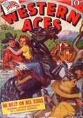 Western Aces (1934-1949 Ace) Pulp Vol. 19 #2
