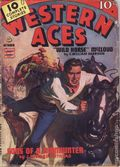 Western Aces (1934-1949 Ace) Pulp Vol. 19 #3