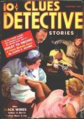 Clues Detective Stories (1926-1943 Clayton Magazines) Pulp Vol. 37 #3