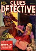 Clues Detective Stories (1926-1943 Clayton Magazines) Pulp Vol. 37 #4