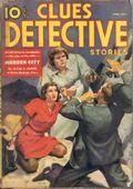 Clues Detective Stories (1926-1943 Clayton Magazines) Pulp Vol. 37 #5
