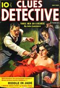 Clues Detective Stories (1926-1943 Clayton Magazines) Pulp Vol. 38 #2