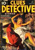 Clues Detective Stories (1926-1943 Clayton Magazines) Pulp Vol. 38 #3