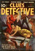Clues Detective Stories (1926-1943 Clayton Magazines) Pulp Vol. 38 #4