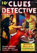 Clues Detective Stories (1926-1943 Clayton Magazines) Pulp Vol. 38 #6