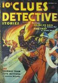 Clues Detective Stories (1926-1943 Clayton Magazines) Pulp Vol. 39 #1
