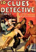 Clues Detective Stories (1926-1943 Clayton Magazines) Pulp Vol. 39 #2