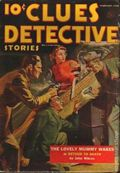 Clues Detective Stories (1926-1943 Clayton Magazines) Pulp Vol. 39 #3