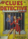 Clues Detective Stories (1926-1943 Clayton Magazines) Pulp Vol. 39 #5
